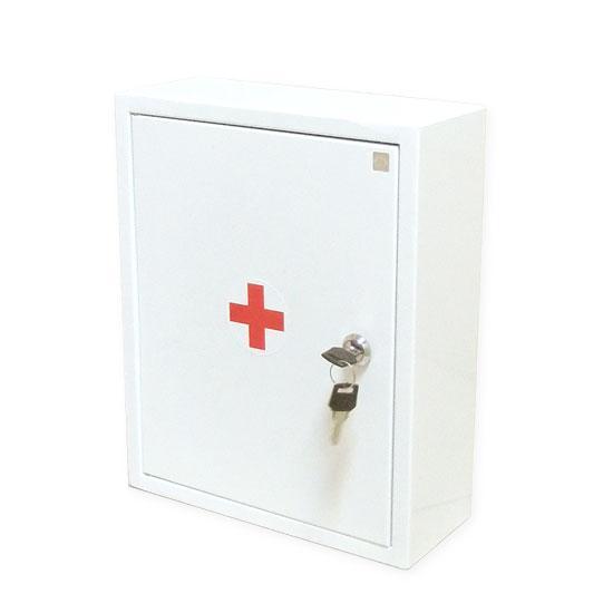 Аптечка ФЭСТ производственная металлеский шкаф 300х380х160 №7.3 (арт.1064)